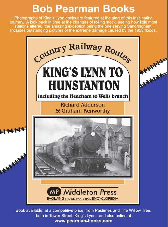 Country Railway Routes - By Richard Adderson & Graham Kenworthy.