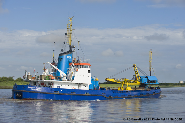 Kings Lynn Dredging